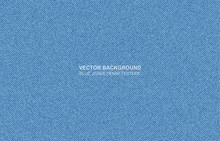 Vector Background Blue Jeans D...
