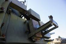 Military Tank Detail