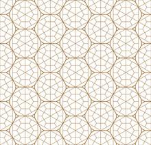 Seamless Geometric Pattern Bas...