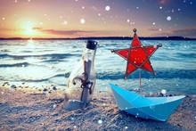 Weihnachtsgeschenk - Reise