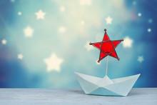 Weihnachtsreise Mit Dem Boot