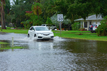 Heavy Flooding And Storm Surge...