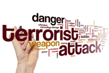 Terrorist Attack Word Cloud