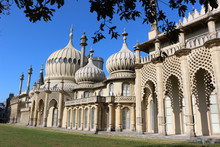 The Royal Pavilion, Brighton, ...