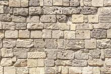 Ancient Masonry Fortress Of Na...