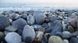 piter, beach, kies, stein, fels, kies, natur, fels, beschaffenheit, glatt, abstrakt, meer, grau, dekor, kies, hintergrund, grau, granit, auflösungszeichen, rund, wasser