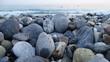 beach, piter, kies, stein, fels, kies, fels, natur, beschaffenheit, abstrakt, glatt, hintergrund, dekor, grau, meer, küste, fluss, kies, granit, grau, sommer, flächen