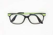 Сat Eye Eyewear With Clear Gl...