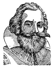 John Smith, Vintage Illustration