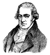 James Watt, Vintage Illustration