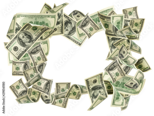 Fotografia  Money stack