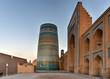 Leinwanddruck Bild - Kalta Minor Minaret - Khiva, Uzbekistan