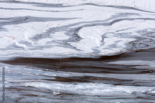 Poster Marble Natural hard marble background for your individual design work. High quality texture in extremely high resolution. 50 megapixels photo.