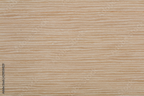 Poster Marble Elegant natural oak veneer background in light beige color. High quality wood texture.