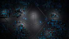 Blockchain Crypto Currency Wit...