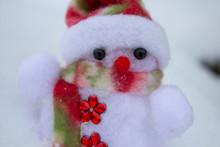 Beautiful White Snowman,white ...