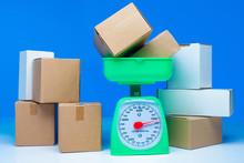 Overload. Weighting Of Goods. ...