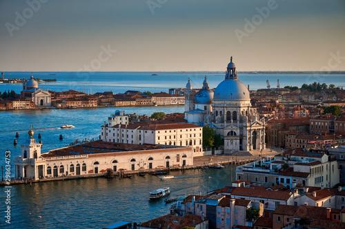 Santa maria della salute Venice Italy - 298634753