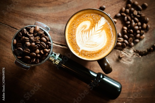 Canvas Prints Cafe coffee