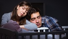 The Young Parents Sleepless Wi...