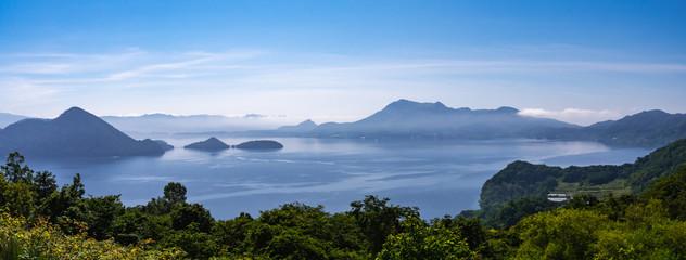 北海道 ジオパーク 洞爺湖
