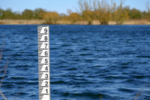River And Lake Water Level Mar...