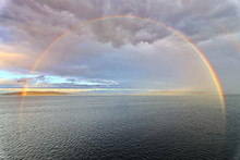 Colorful Views Of The Rainbow ...