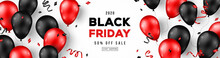 Black Friday Sale Horizontal B...