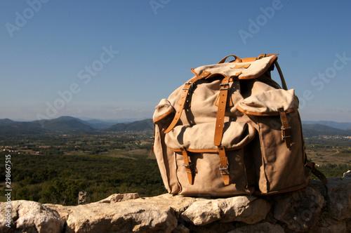 Fotografiet Backpacking