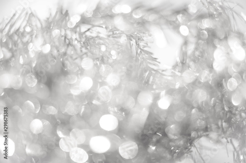 Pinturas sobre lienzo  white blur abstract background