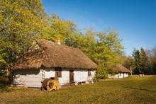 Stary Dom Na Polskiej Wsi
