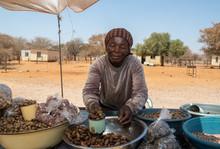 African Street Vendors