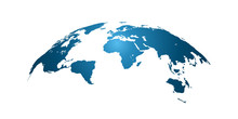 World Map, Detailed Country Ma...