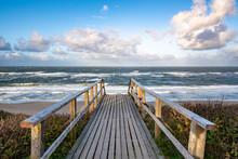 Strandaufgang Westerland