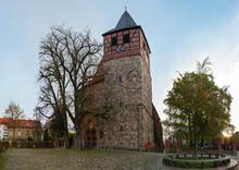 Saint Mary Church Of Strasburg...