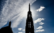 Building Steeple And Church To...