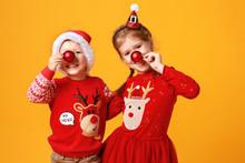 Happy Funny Emotional Children...