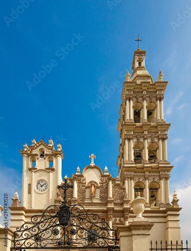 Cuadros en Lienzo Monterrey, Macroplaza, Metropolitan Cathedral (Catedral Metropolitana de Monterr
