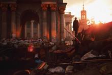 Barricades On The Euromaidan I...