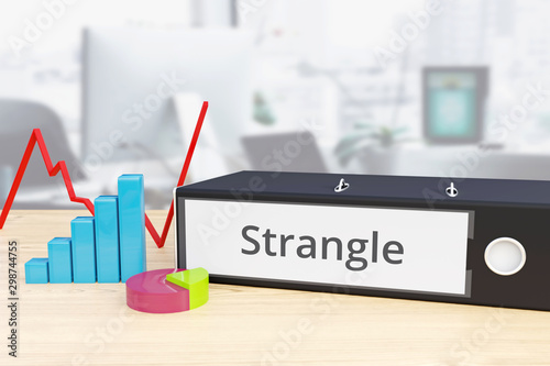 Strangle – Analyse, Statistik Tablou Canvas