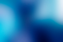 Abstract Blue Gradient Smooth ...