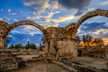 The Byzantine Saranta Kolones,...