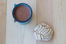 Pan Con Chocolate Para El Desa...