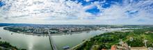 Aerial Panorama View Of Novi S...
