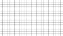 Grid On A White Background,  Illustration