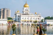 Gurudwara Bangla Sahib, Sikh G...