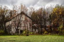 Old, Abandoned Barn