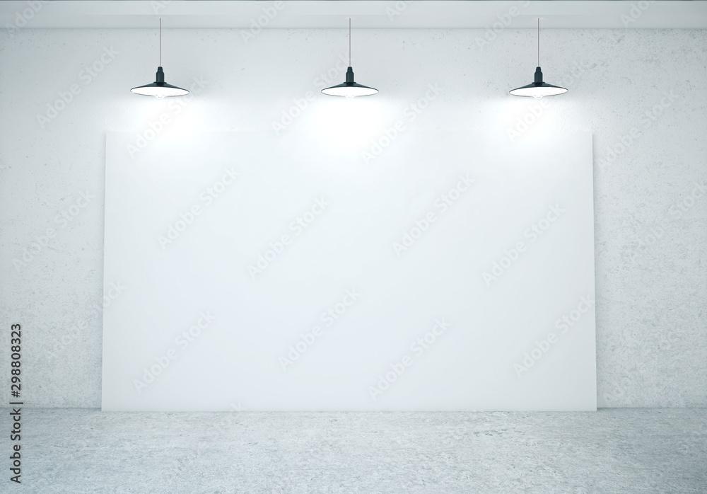 Fototapety, obrazy: Blank poster