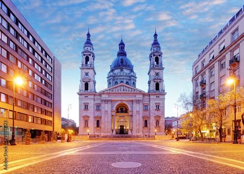 Tela  Budapest - St. Stephen basilica