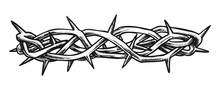 Crown Of Thorns Jesus Christ S...